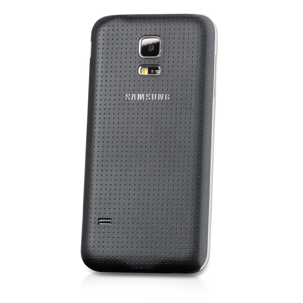 samsung galaxy s5 mini gebraucht tsa1 smartphone 16 gb charcoal blac. Black Bedroom Furniture Sets. Home Design Ideas