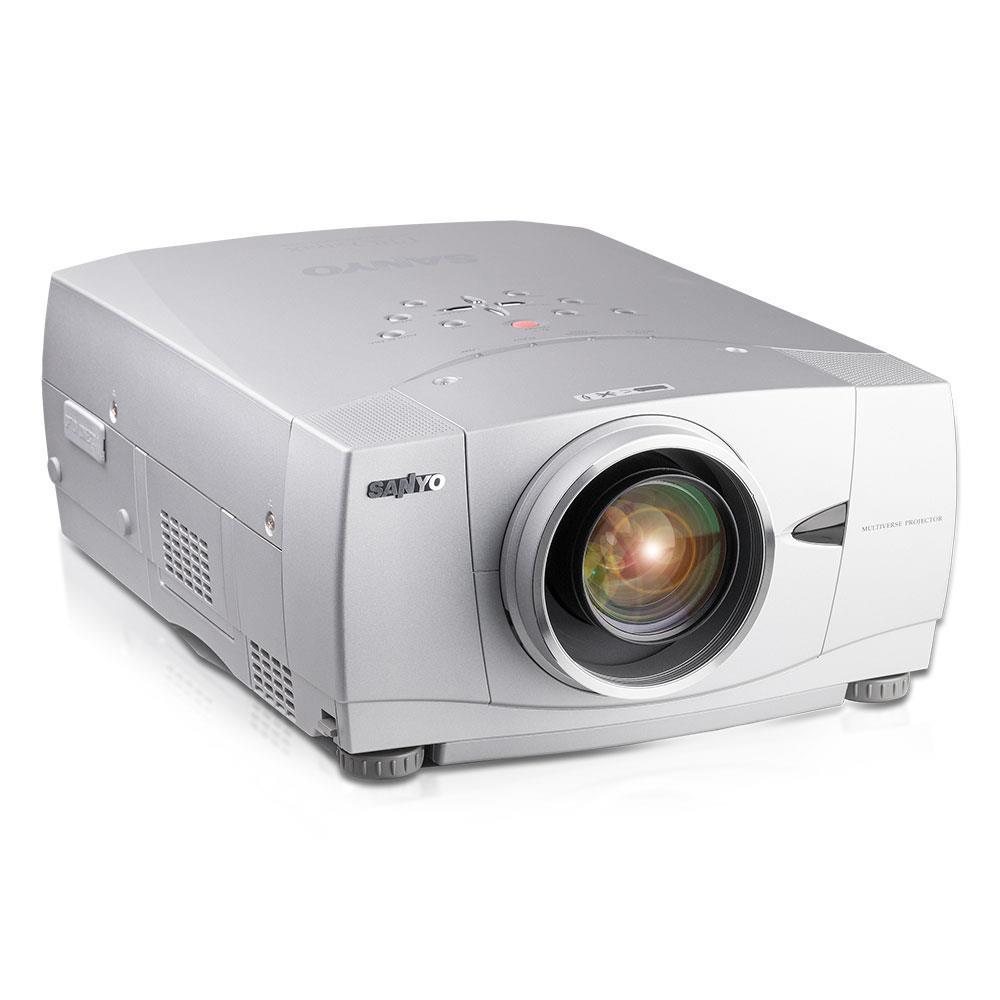 Sanyo PLC-XP57L 3LCD Beamer (5500 ANSI LUMEN, 1000:1, XGA 1024x768, VGA, DVI-D) + FB, DEFEKTSanyo PLC-XP57L 3LCD Beamer (5500 ANSI LUMEN, 1000:1, XGA 1024x768, VGA, DVI-D) + FB, DEFEKTSanyo PLC-XP57L 3LCD Beamer (5500 ANSI LUMEN, 1000:1, XGA 1024x768, VGA, DVI-D) + FB, DEFEKT