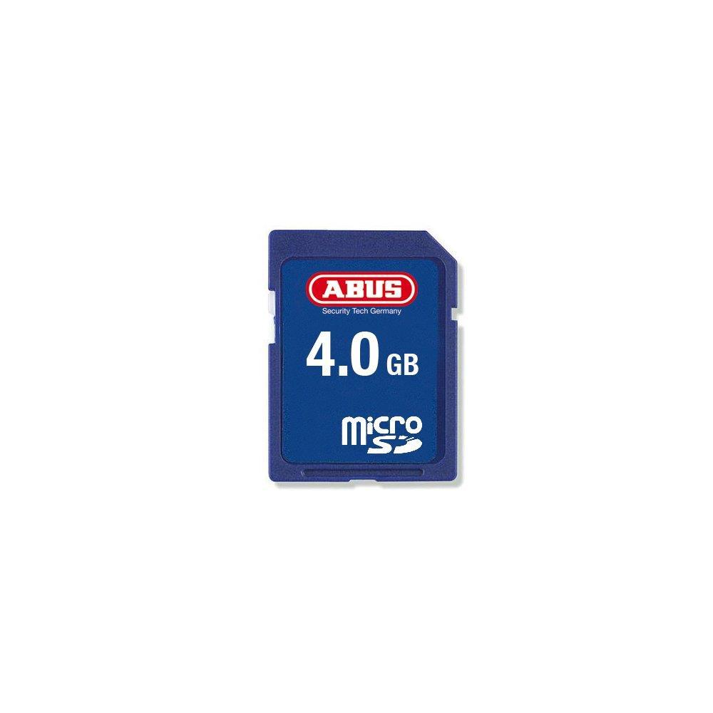 Micro Sd Karte 4gb.Abus Micro Sd Karte Fur Tvvr10000 Minirekorder Tvac40970