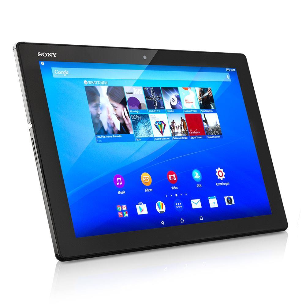sony xperia z4 vorf hrware demo6 tablet 32 gb schwarz android. Black Bedroom Furniture Sets. Home Design Ideas