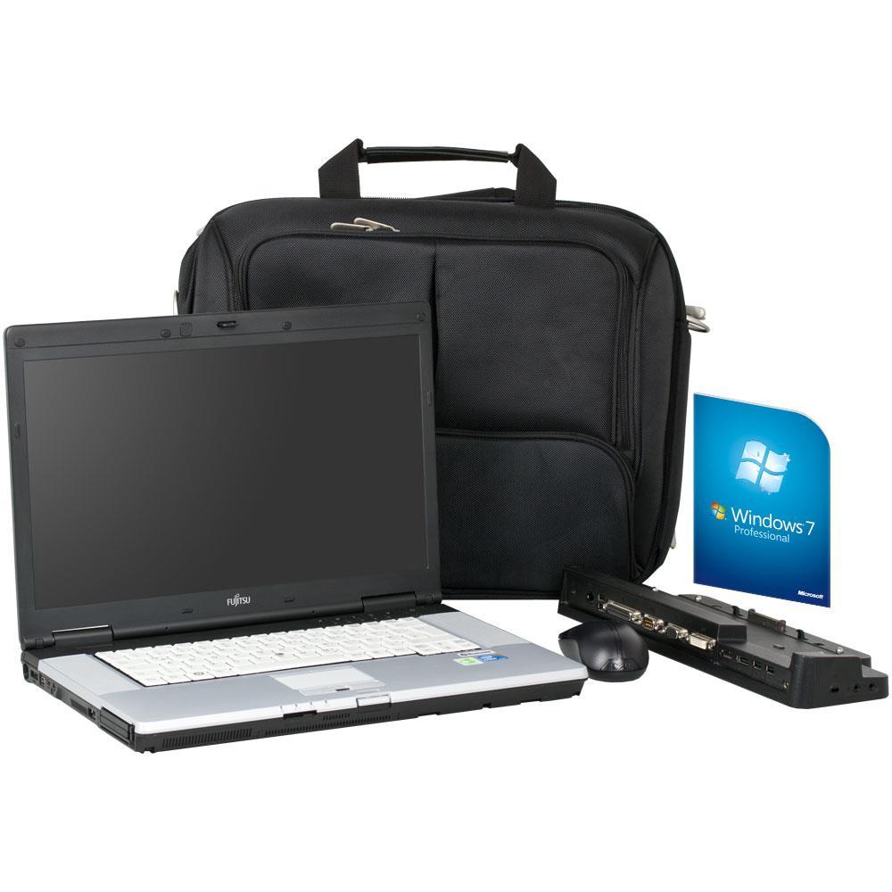 sparpaket lifebook e780 port replikator win 7 10042481. Black Bedroom Furniture Sets. Home Design Ideas