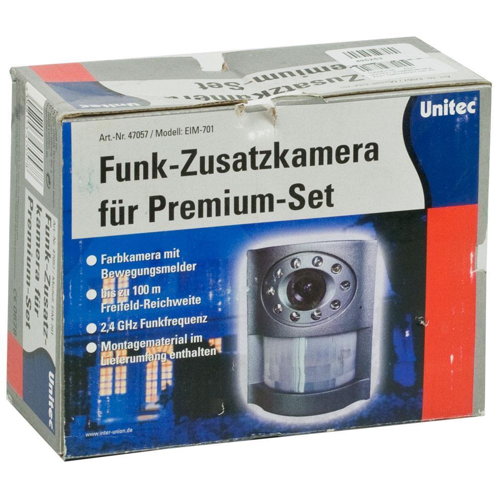 unitec zusatzkamera 47057 f r premium set 10035135. Black Bedroom Furniture Sets. Home Design Ideas