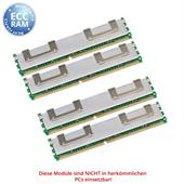IBM 39M5790 8 GB DDR2-SDRAM Kit (4x 2 GB, FBDIMM, PC2-5300 667 MHz, CL5, ECC, registered)