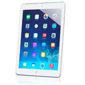 "Apple iPad Air 2 WiFi + Cellular 64GB Silber Tablet 24,64cm (9,7"") Retina, Netzteil + OVP"