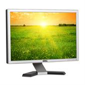 """Dell E207WFPc 51cm (20,1"""") TFT-Monitor (WSXGA+ 1680x1050, 5ms, DVI-D + VGA) Silber/Schwarz"""
