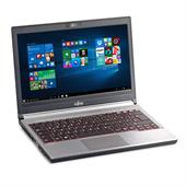 "Fujitsu Lifebook E734 33,8cm (13,3"") Notebook (i5 4300M 2.6GHz, 8GB, 256GB SSD NEU, DVD-RW) + Win 10"