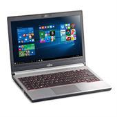 """Fujitsu Lifebook E734 33,8cm (13,3"""") Notebook (i5 2.6GHz, 8GB, 256GB SSD NEU, UMTS) + Win 10, OHNE L"""