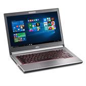 """Fujitsu Lifebook E744 35,6cm (14"""") Notebook (i5 4300M 2.6GHz, 8GB, 500GB SSHD, DVD-RW, HD720) + Win"""