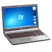 """Fujitsu Lifebook E754 39,6cm (15,6"""") Notebook (i5 2.6GHz, 8GB, 320GB, DVD-RW, WXGA, UMTS) + Win 7"""
