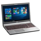 "Fujitsu LifeBook E756 39,6cm (15,6"") Notebook (i5 6300U 2.4GHz, 8GB, 500GB, DVD-RW, FULL HD) + Win 1"