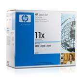 HP 11x Toner original (Schwarz, ca. 12.000 Seiten, LaserJet 2410, 2420, 2430)