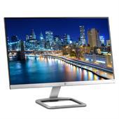 "HP 24er Display (T3M80A 60,5cm (23,8"") TFT-Monitor (LED, FULL HD, IPS, 7ms, HDMI + VGA) Silber/Weiß"