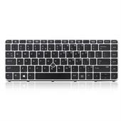 HP 819877-B31 Notebooktastatur Englisch USA (EliteBook 745 G3/G4 & 840 G3/G4) mit Beleuchtung