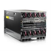 HP BladeSystem c7000 Enclosure Blade-System 10HE 4x GbE2c 410917-B21, 2x 4GB 405943-001