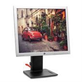 """HP Compaq LA1956x 48,3cm (19"""") TFT-Monitor (LED, SXGA 1280x1024, Pivot, DP + DVI + VGA) Silber"""