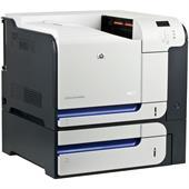 HP LaserJet CP3525x Color Farblaserdrucker (30 Seiten/min., 1200x600 DPI, 512MB, Duplex, 2. Fach)