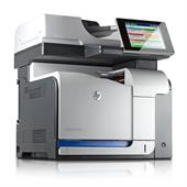 HP LaserJet Enterprise  500 color MFP M575f (30 Seiten/min., 320GB HDD, 1.5GB RAM, GigaBit LAN, Dupl
