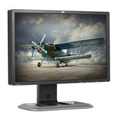 "HP LP2475w 61,0cm (24"") TFT-Monitor (WUXGA 1920x1200, LED, S-IPS, Pivot, HDMI, DP) Schwarz"