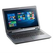 "HP ZBook 17 G2 43,9cm (17,3"") Workstation (i7 4810MQ, 16GB, 256GB SSD + 750GB, K3100M) + Win 10"