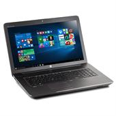 "HP ZBook 17 G3 43,9cm (17,3"") Notebook (i7 6820HQ, 32GB, 512GB SSD SATA, M5000M, CAM) Win 10"