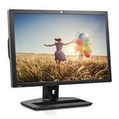 HP ZR2440w 61cm (24 Zoll) TFT-Monitor (LED, WUXGA, IPS, DVI, HDMI, USB Hub, Pivot) Schwarz