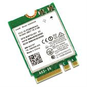 Intel Dualband-Wireless-AC 8260 WLAN Karte P/N: 806722-001, PCIe M.2, 802.11a/c, Bluetooth