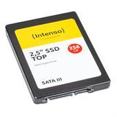 "Intenso 2,5"" SSD TOP 256GB SSD Festplatte 6,4cm (2,5"") Lesen 520MB/s., Schreiben 400MB/s."