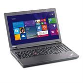 "Lenovo ThinkPad T540p 39,6cm (15,6"") Notebook (i5 2.6GHz, 4GB, 500GB, DVD-RW, WXGA, CAM, FP) + Win 8"