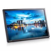 """Lenovo ThinkVision T2454p 61,0cm (24"""") TFT-Monitor (WLED, WUXGA, IPS, HDMI + DP+ USB 3.0 Hub) schwar"""