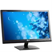 "LG Flatron E2541T-BN 63,5cm (25"") TFT-Monitor (LED, FULL HD 1920x1080, 5ms, DVI-D + VGA) Schwarz"