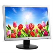 """LG W2242T-DF 55,9cm (22"""") TFT-Monitor (WSXGA+ 1680x1050, 5ms, DVI-D + VGA) Schwarz/Silber"""