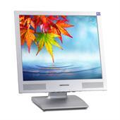 "Medion MD 30217 PG 43,2cm (17"") TFT-Monitor (SXGA 1280x1024, 10ms, 500:1, Lautsprecher, VGA) Silber"