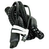 Plantronics HIC-1 Adapter Kabel schwarz