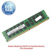 Samsung M393A4K40BB0-CPB0Q 32GB DDR4-SDRAM (DIMM, PC4-17000 2133 MHz, CL15, 1,2 V, ECC, registered)