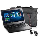 SPARPAKET Dell Latitude 5490 + Tasche + USB Maus + Win 10