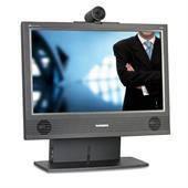 "Tandberg 1700 MXP Videokonferenz 50,8cm (20"") WXGA 1366x768 16:9 inkl. Fernbedienung"