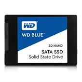 "Western Digital WD Blue 3D NAND 250GB SSD S-ATA III 6,35cm (2,5"") Lesen 550MB/s., Schreiben 525MB/s."