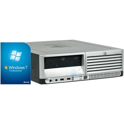 HP Compaq dc7700 Small Form Factor PC