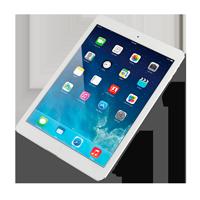 Apple Ipad Air A1474 silber