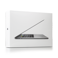 Apple MacBook Pro 15 (2017) A1707 mit Touchbar
