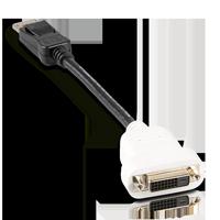 BizLink KS10009-131 DisplayPort auf DVI-D Adapter