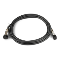 Cisco SFP-H10GB-CU5M Twinax Ethernet Kabel schwarz