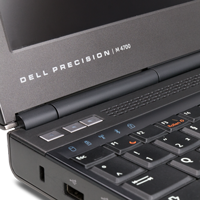 Dell Precision M4700 ohne Webcam mit FP mit TR ohne Akku deutsch