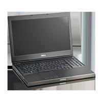 Dell Precision M4800 ohne Webcam ohne FP mit TR mit Akku deutsch orange Tastatur Icons