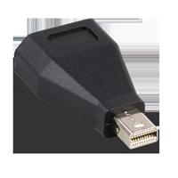 Delock 65238 Mini Displayport zu Displayport