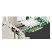 HP 10Gb 2-port 560SFP+ Netzwerkkarte