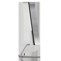 HP 24er silber weiß