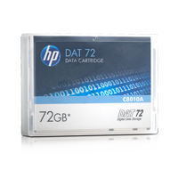 HP DAT 72 Data Cartridge Datenkasette 72GB