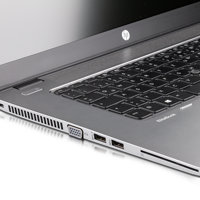 HP Elitebook 850 G2 mit Webcam mit FP mit Akku deutsch
