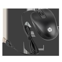 HP G1K28AA Reisemaus optisch USB schwarz